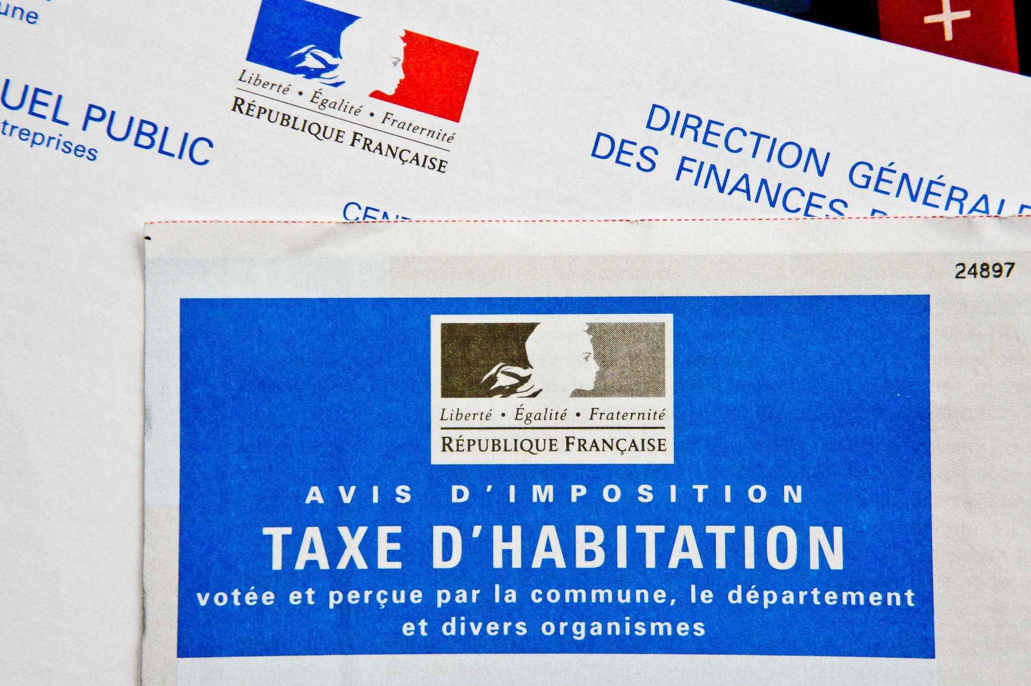 Immobilier taxe d 39 habitation jusqu 39 au 16 pour payer - Date reception taxe habitation ...