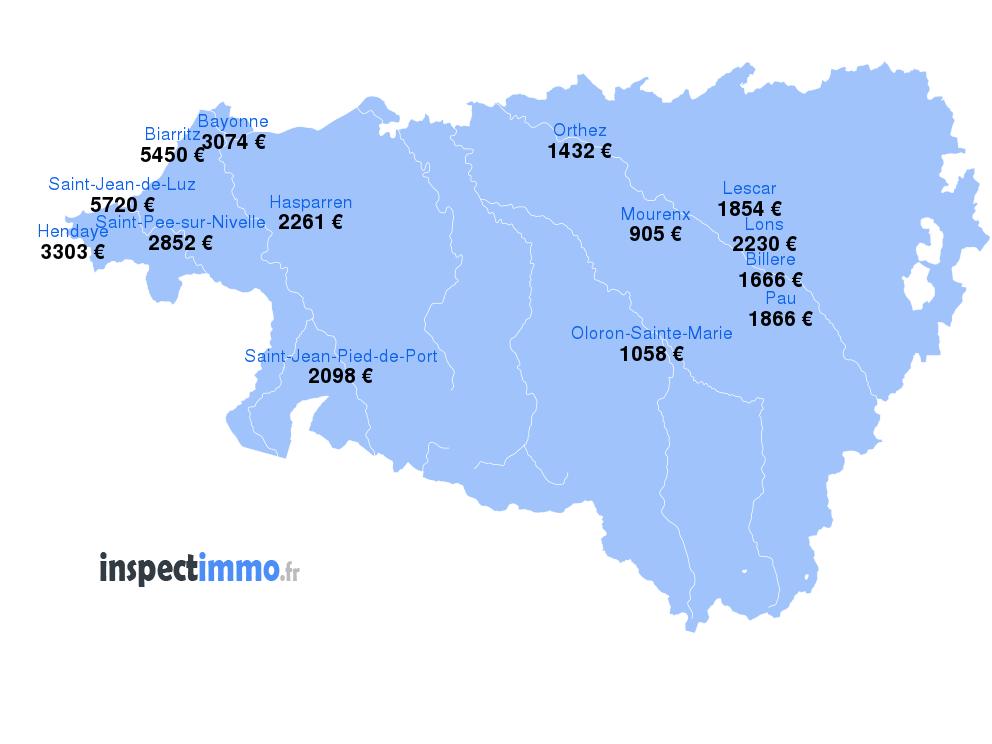 prix-vente-m2-appartement-pyrenees-atlantiques