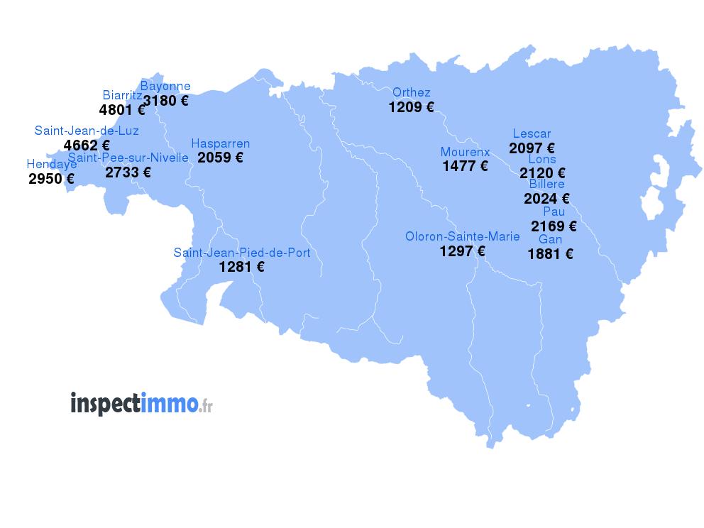 prix-vente-m2-maison-pyrenees-atlantiques